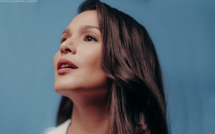 Iza Calzado recalls battle against COVID-19: 'I am alive and for that, I am truly grateful'