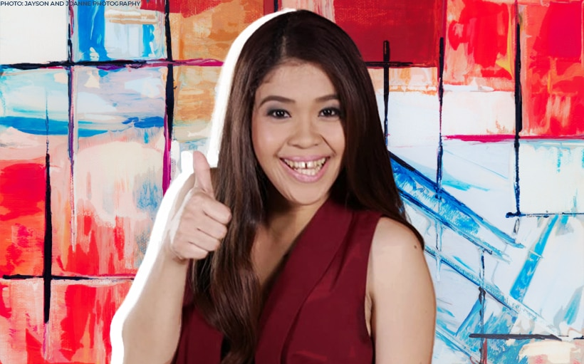 Comedian of the Day: Goofy Mommshie Melai Cantiveros