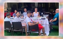 PHOTOS: Sarah Geronimo spends Easter Sunday with the Guidicellis!