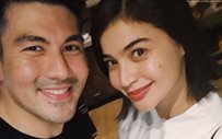 Anne shares throwback photo with her BFF Luis from their totoy and nene days!