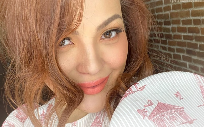 KC Concepcion confirms she's single, says she believes in second chances!