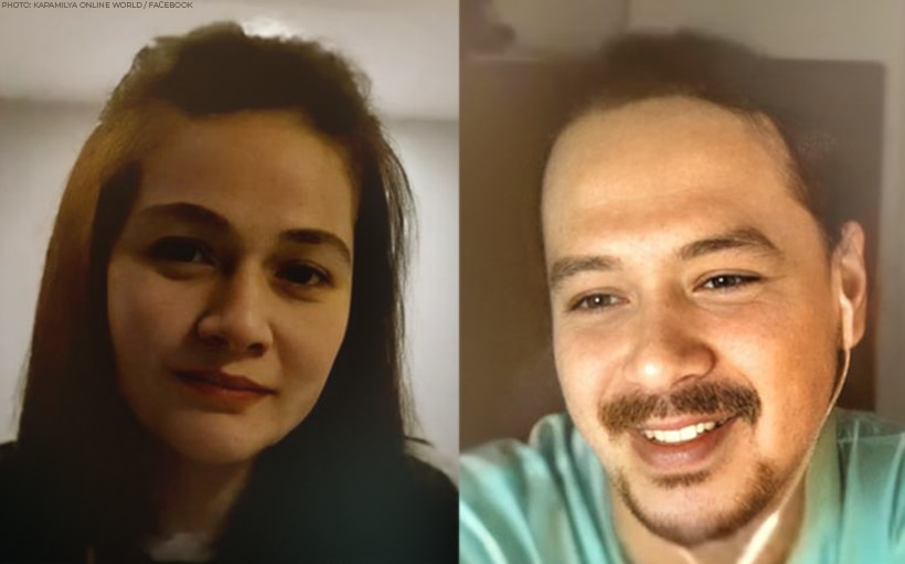 John Lloyd introduces son Elias to fans with Bea Alonzo on IG live
