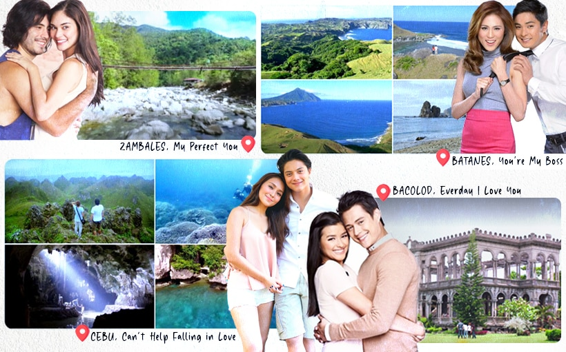 6 Star Cinema movies that will take you on vacation!