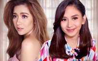 Angeline Quinto shares heartfelt exchange with Sarah Geronimo