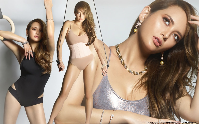 Ellen Adarna looks alluring as ever on the cover of Metro