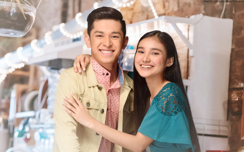 EXCLUSIVE: Karina and Aljon on self-discovery and becoming better