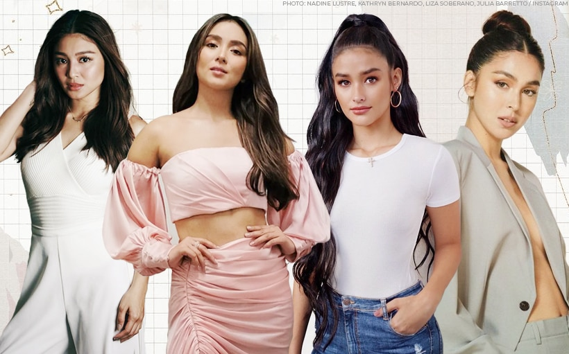 10 Pinay celebrities and the meaning behind their names