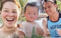 Andi Eigenmann shares glimpse of mommy duties, simple island life with family