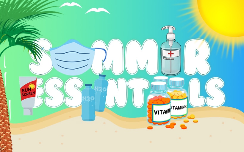 Stay cool (and safe) this summer by stocking up on these 5 essentials