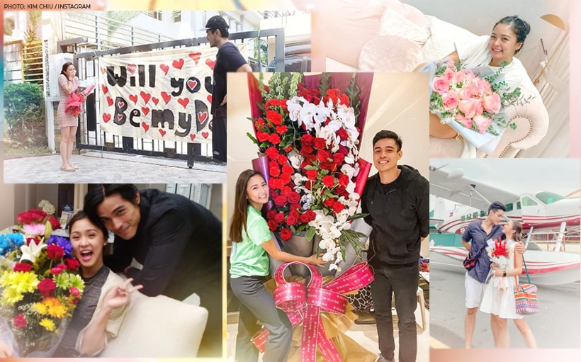 All the times Xian Lim prepared the sweetest surprises for Kim Chiu