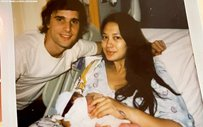 Meet Isabelle Daza and husband's second baby, Valentin