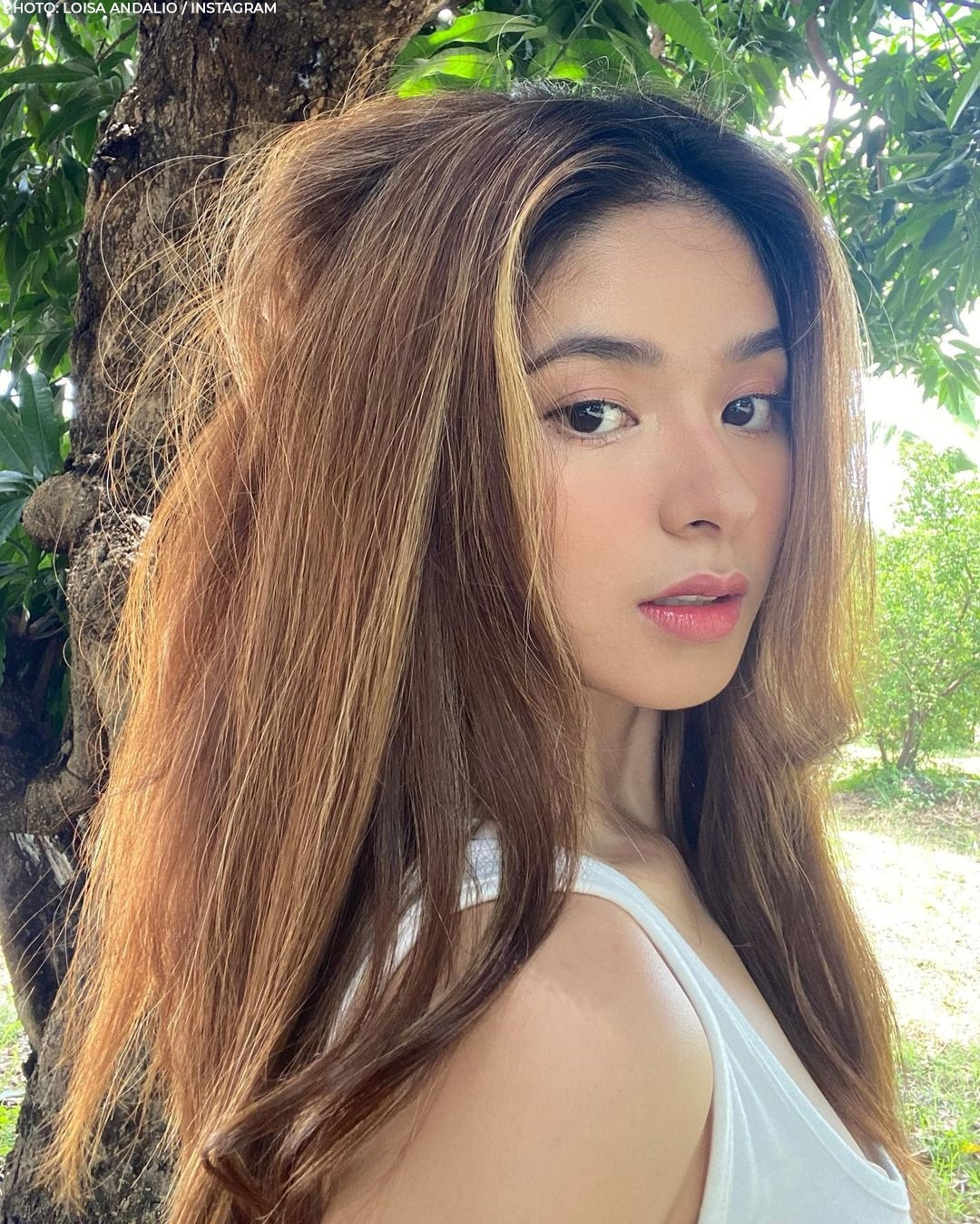 Loisa Andalio's effortless beauty