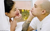 LOOK: Angel Locsin gets a sweet birthday greeting from fiance Neil Arce