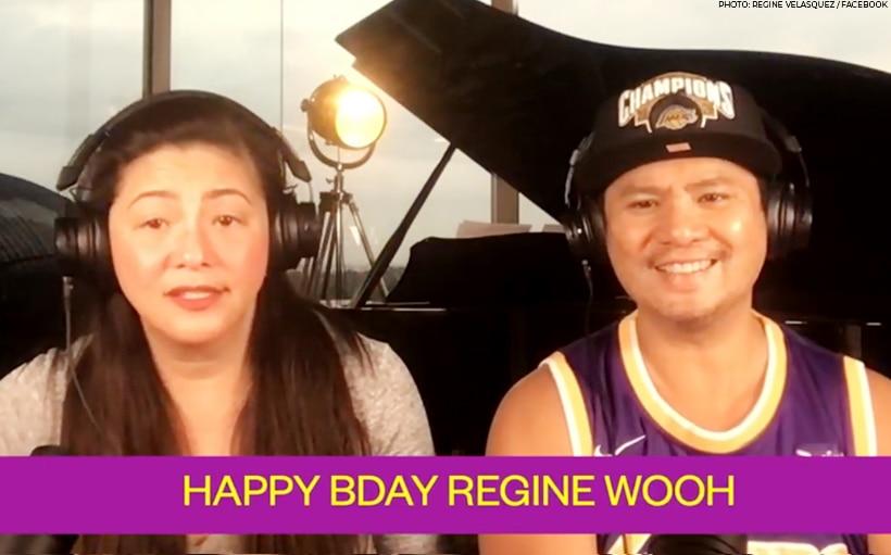 Regine Velasquez surprises fans with a free concert on her birthday