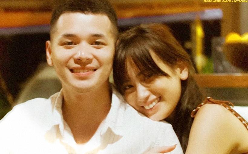 Aeriel Garcia spills wedding details with Patrick Sugui