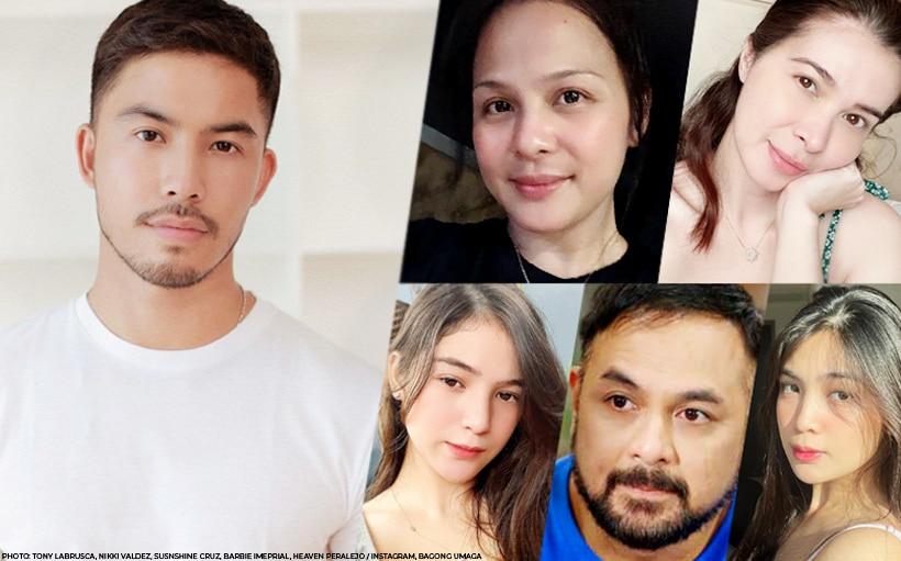 Tony Labrusca says he and 'Bagong Umaga' co-stars caught COVID-19 virus