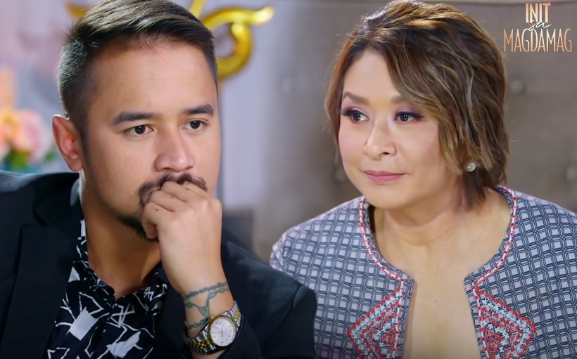 Ces Drilon stirs things up in 'Init sa Magdamag' debut
