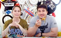 WATCH: Birthday boy Luis Manzano does mukbang while reading mean comments