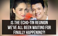 Is the Echo-Tin reunion we've all been waiting for FINALLY happening?!