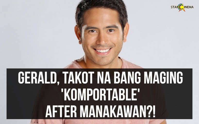 Gerald, takot na bang maging 'komportable' after manakawan?!