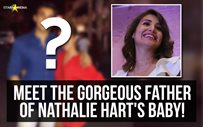 Meet the gorgeous father of Nathalie Hart's baby!