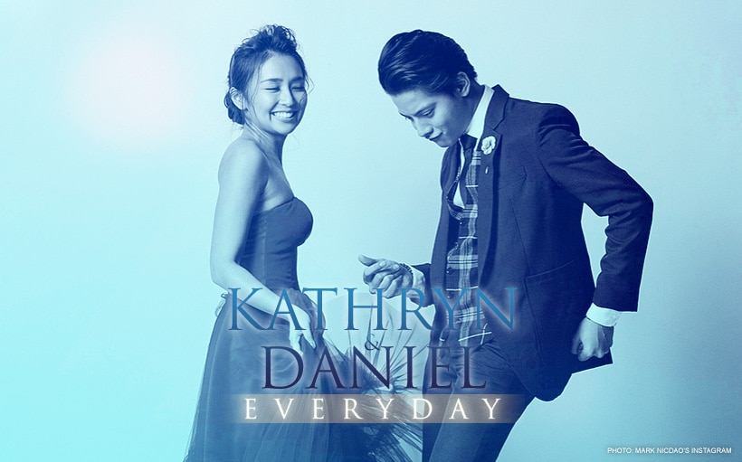 Kathryn & Daniel Everyday: Ahhh! They listen to the same playlists!
