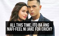 All this time, ito ba ang nafi-feel ni Jake for Erich?