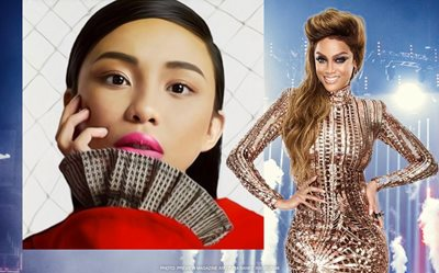 Holy cow! Tyra Banks impressed by Maymay Entrata's runway walk