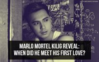 Marlo Mortel kilig reveal: When did he meet his first love?