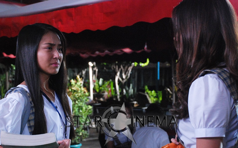 Joanna confronts her sister!