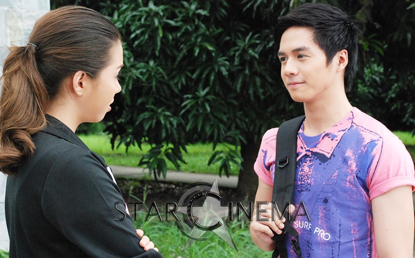 Jessie and AJ in 'Way Back Home'