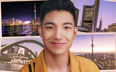 EXCLUSIVE: Daydreaming of Canada? Let Darren take you there in 4 minutes!