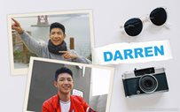 EXCLUSIVE: The secret behind Darren Espanto's pro photos!