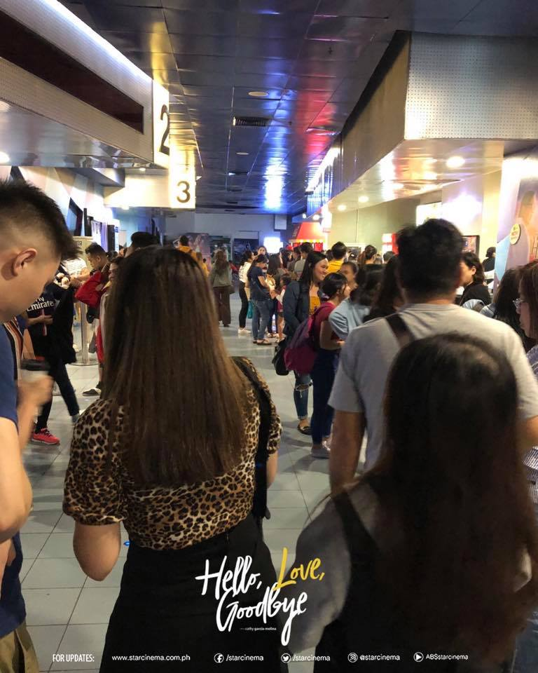 "Filipinos experience the ""Hello, Love, Goodbye"" fever! 2"