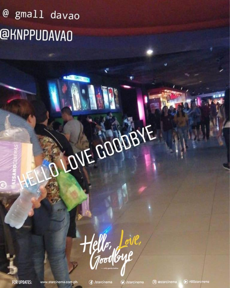 "Filipinos experience the ""Hello, Love, Goodbye"" fever! 27"