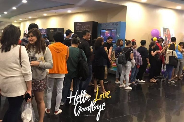 "Filipinos experience the ""Hello, Love, Goodbye"" fever! 3"
