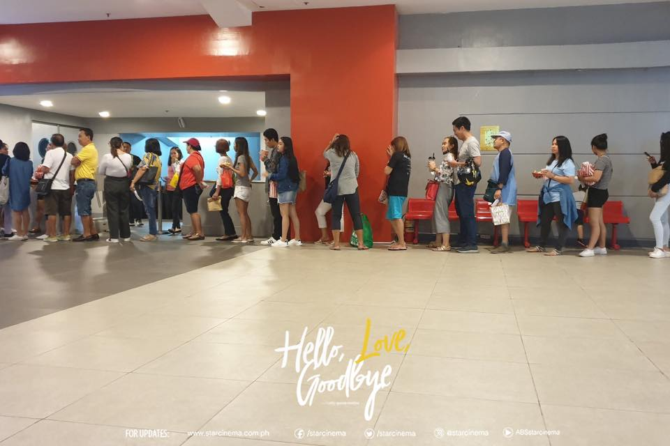 "Filipinos experience the ""Hello, Love, Goodbye"" fever! 31"