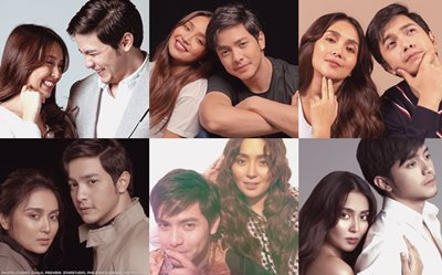 IN PHOTOS: Every magazine cover Kathryn and Alden slayed this August, compiled!