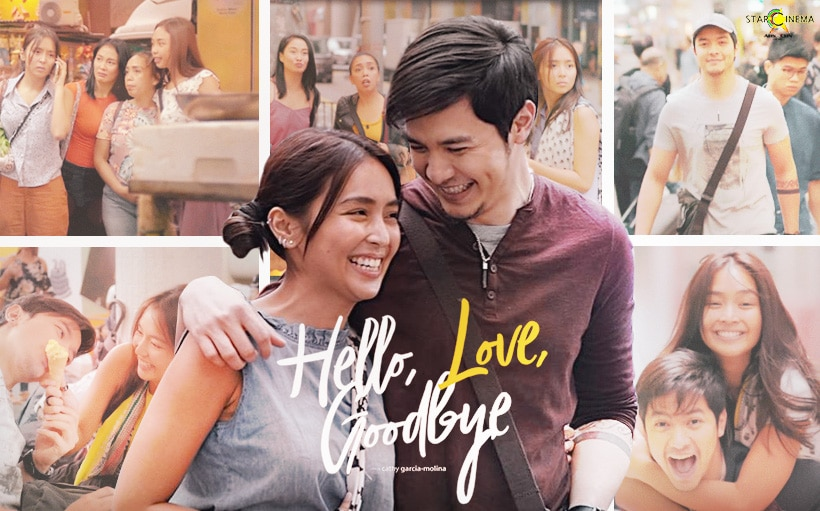 'Hello, Love, Goodbye' grosses P250M in five days!