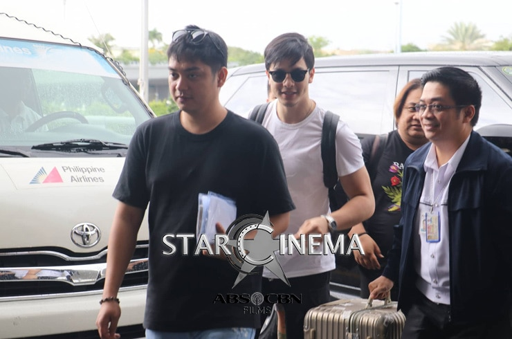 Alden Richards flies to the U.A.E. for 'HLG' international screenings 1
