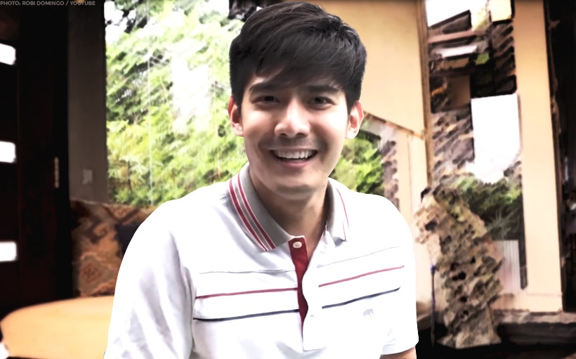 Robi gives a tour around his house in a new vlog!