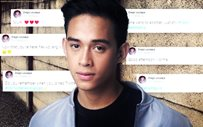 Is Diego Loyzaga making a showbiz comeback?