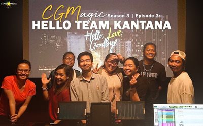 CGMagic: Direk Cathy goes to Thailand for 'Hello, Love, Goodbye' post-production