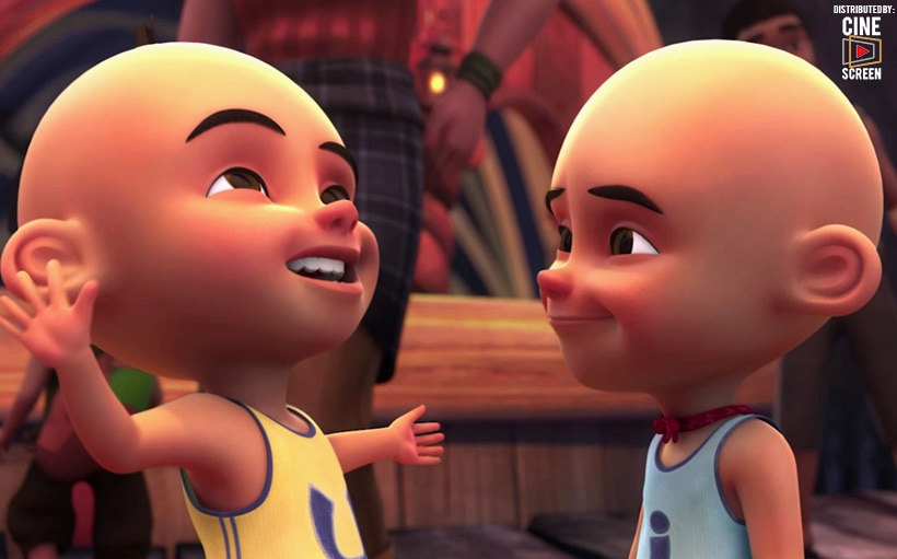 Here are 3 reasons you should watch 'Upin & Ipin: The Lone Gibbon Kris'!