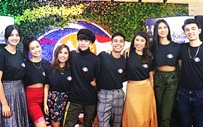 IN PHOTOS: 'PBB: Otso' housemates grace the Ultim8 Media Conference