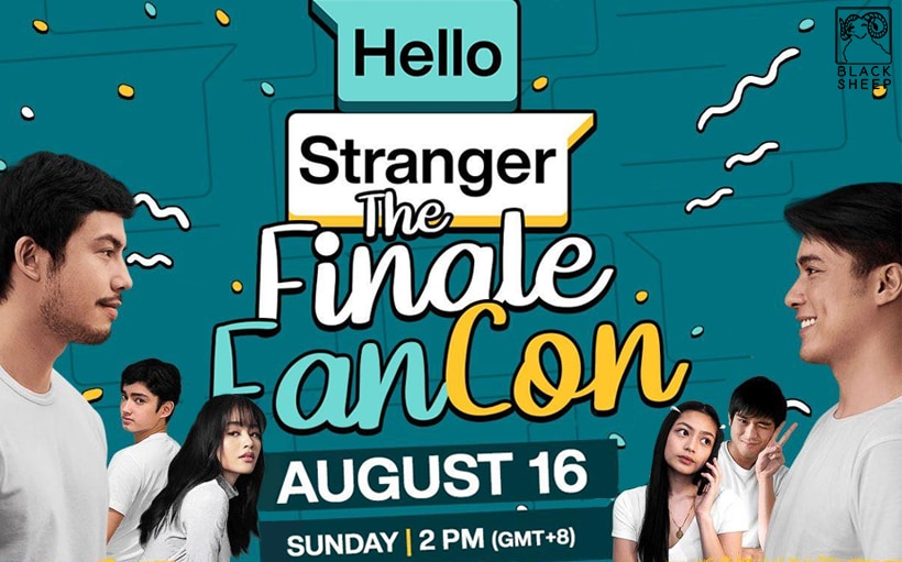 'Hello, Stranger' cast to hold fancon for its finale episode!