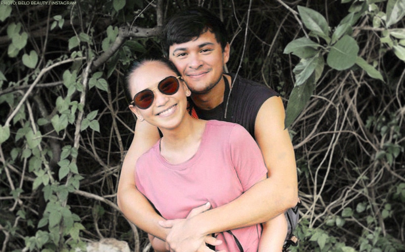 Sarah and Matteo really enjoyed their Amanpulo honeymoon!