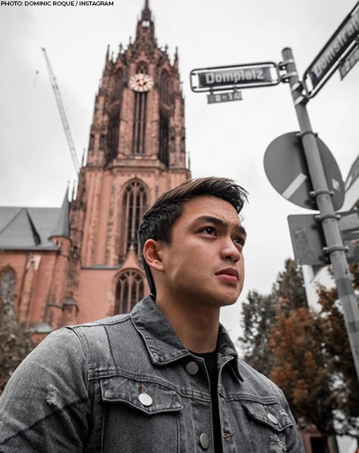 Dominic Roque's handsome moments