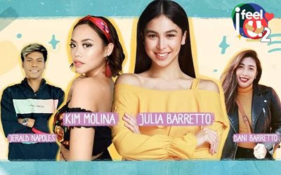 'I Feel U' Episode 14: How destiny played a role in Julia Barretto and Kim Molina's lives