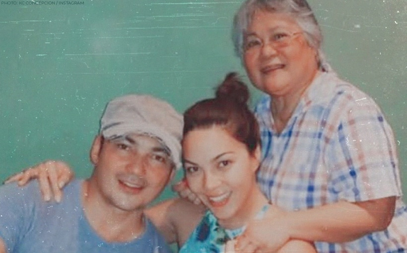 Gabby Concepcion's mother Lourdes passes away